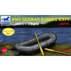 BRONCO AB3578 1/35 WWII German Rubber raft