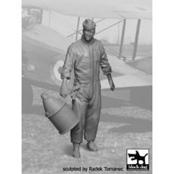 BRONCO CB35056 1/35 German 7.62cm Pak36(r) Anti Tank Gun