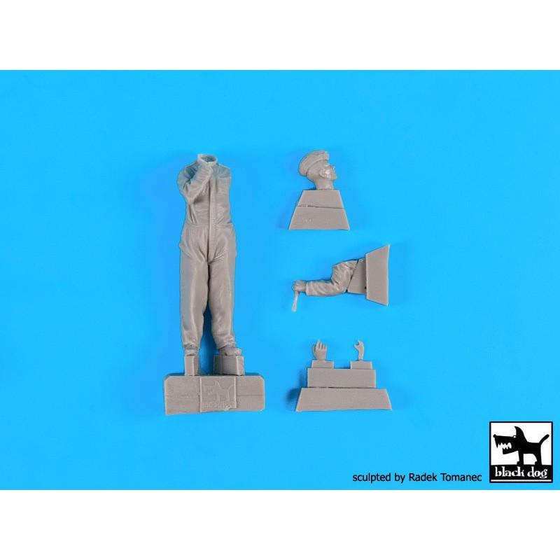 BRONCO CB35073 1/35 US 155mm Howitzer M1A1