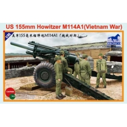 BRONCO CB35102 1/35 US 155 mm Howitzer M114A1 (Vietnam War)