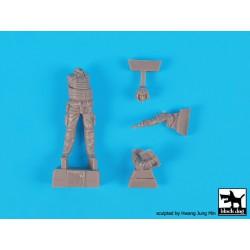 BRONCO CB35147 1/35 WWII US army M3A1 37mm anti-tank gun