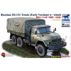 BRONCO CB35193 1/35 Russian Zil-131Truck (Early Version) w / winch