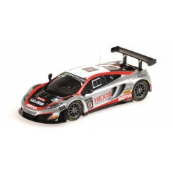 Minichamps 437131397 1/43 McLAREN - MP4-12C GT3 TEAM HEXIS RACING N 107 24h SPA 2013