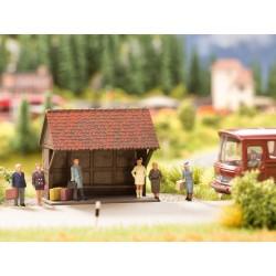 Märklin 5922 Standard curved track Gauge 1 10 pcs