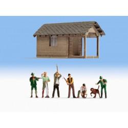 """SPECIAL HOBBY SH48126 1/48 F-86K Sabre Dog """"Armée de l'Air & Bundesluftwaffe"""""""