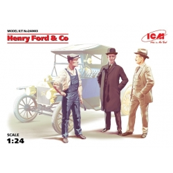 ICM 24003 1/24 Figuren Henry Ford Co.