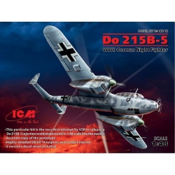 ICM 48242 1/48 Do 215B-5 WWII German Night Fighter