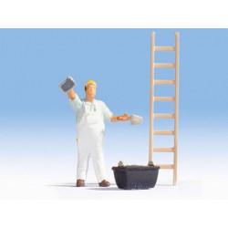 ICM 72134 1/72 Bf 109E-4 WWII German Night Fighter