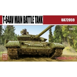 Modelcollect UA72059 1/72 T-64AV Main Battle Tank