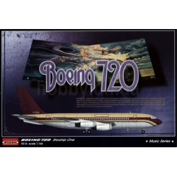 "RODEN 314 1/144 Boeing 720 Startship One ""Music series"""