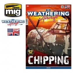 AMMO OF MIG A.MIG-5202 The Weathering Aircraft TWA Issue 2 English