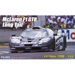 Fujimi RS-57 125800 1/24 McLaren F1 GTR Long Tail Le Mans 1998 n°41