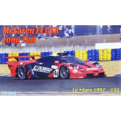 Fujimi RS-91 125794 1/24 McLaren F1 GTR Long Tail Le Mans n°44