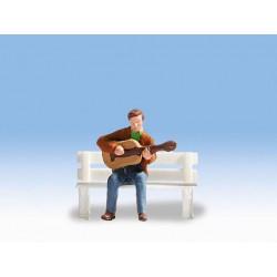 Preiser 10115 Figurines HO 1/87 Passagers - Walking passengers