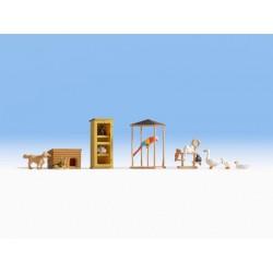 Preiser 10525 Figurines HO 1/87 Statues