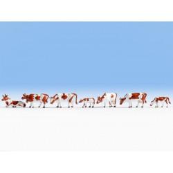 Preiser 10588 Figurines HO 1/87 Braqueurs – Robbery