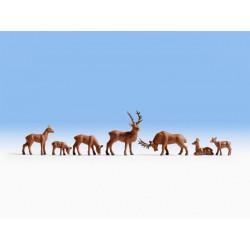 Preiser 10619 Figurines HO 1/87 Brocante – Flea Market 3