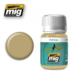AMMO OF MIG A.MIG1620 Panel Line Wash Dust