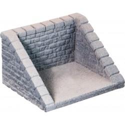 Faller 161498 HO 1/87 Car System Start-Set MB O317k Bus Jägermeister