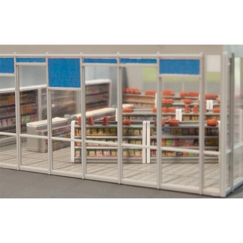 Faller 180565 HO 1/87 Aménagement intérieur de magasin - Shop's interior equipment