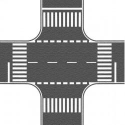 Faller 180654 Ho 1/87 2 Rampes d'éclairage à LED, blanc chaud chacune, chaque 180 mm