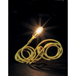 Faller 180671 HO 1/87 Miniampoule, blanc - Micro-cable bulb, white