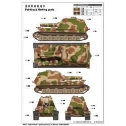 ICM 35803 1/35 V3000S/SS M Maultier Mit 7,62cm Pak 36 r