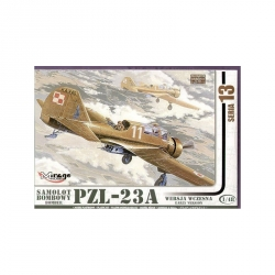 MIRAGE HOBBY 481303 1/48 PZL.23A Karas (Early Version)