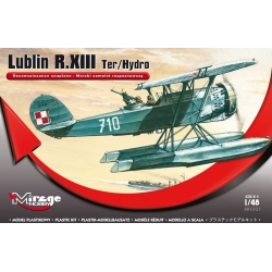 MIRAGE HOBBY 485003 1/48 Lublin R.XIII Ter Hydro Reconnaissance Seaplane