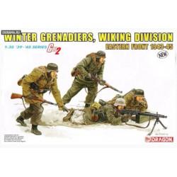 DRAGON 1627 1/16 Hauptmann Großdeutscheland Division (Karachev 1943)