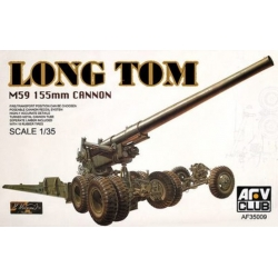 AFV Club AF35009 1/35 Long Tom M59 155 mm Cannon