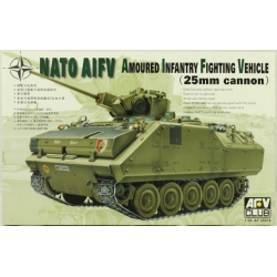 AFV Club AF35016 1/35 NATO AIFV Amoured Infantry Fighting Vehicle 25mm cannon