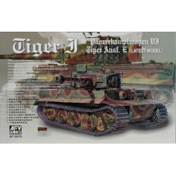 AFV Club AF35079 1/35 Panzerkampfwagen VI Tiger Ausf. E (Latest Model)