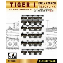 AFV Club AF35094 1/35 Tiger I Early Version Track Link (workable)