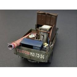 AFV Club AF35109 1/35 M109A2 Howitzer