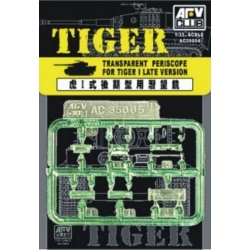 AFV Club AC35004 1/35 Transparent Periscope For Tiger Late Version