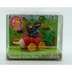 Plastoy 80632 Adrien Le lapin Voture Box damaged