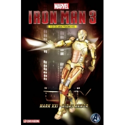 Dragon Marvel 38331 1/9 Iron Man 3 Model Kit Mark XXI Midas Armor