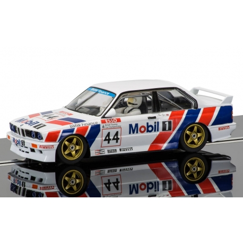 SCALEXTRIC C3782 BMW E30 M3 - BTCC 1991, Donnington