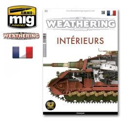AMMO OF MIG A.MIG 4265 TWM Issue 16 - INTERIORS (French)