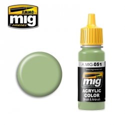 AMMO OF MIG A.MIG-051 Light Green KHV-553M 17ml