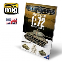 AMMO OF MIG A.MIG-6019 TWS How To Paint 1:72 Military Vehicles English