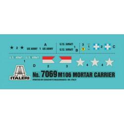 BRONCO AB3550 1/35 U S M4 Sherman tank T62 Track link Duckbills part 2