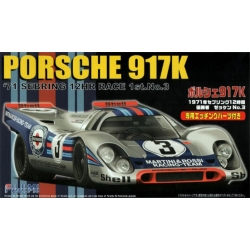 Fujimi 123882 RS-84 1/24 Porsche 917K 1971 Sebring 12-Hour Race c/w PE Parts