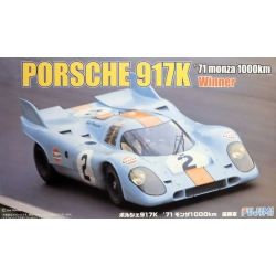 Fujimi 126166 RS-98 1/24 Porsche 917K '71 Monza 1000km Championship Car