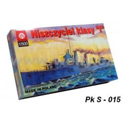 "Rye Field Model RM-5005 1/35 Tiger I Gruppe ""Fehrmann"" April 1945 North Germany"