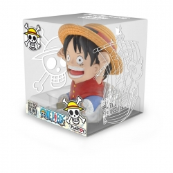 Plastoy 80042 One Piece Micro Bank Luffy