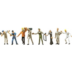 Faller 151051 HO 1/87 Construction workers