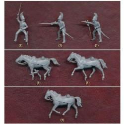 HaT 8255 1/72 Napoleonic Prussian Infantry Command HäT