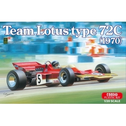 EBBRO 20001 1/20 LOTUS Type 72C 1970